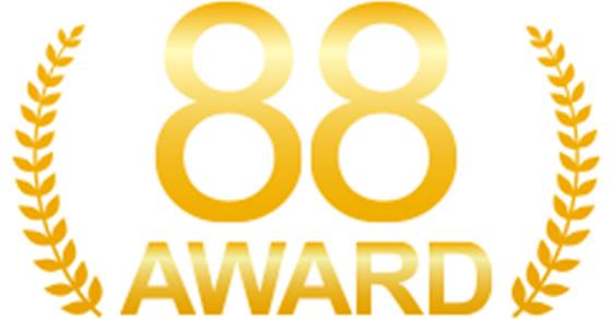 88AWARDのロゴ