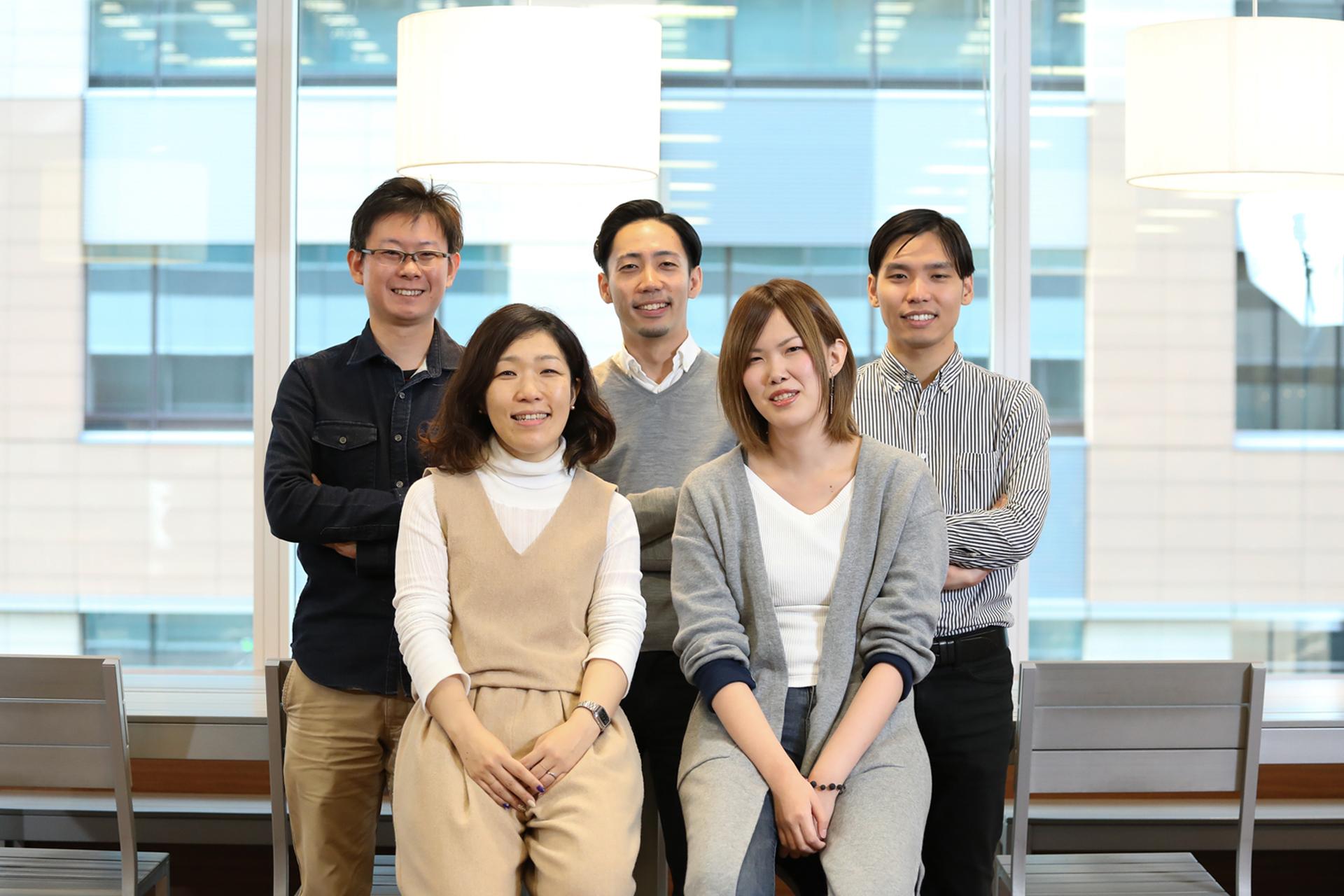 人のパフォーマンス、可能性を引き出す『HITO-Link』<br>新規開発プロジェクト