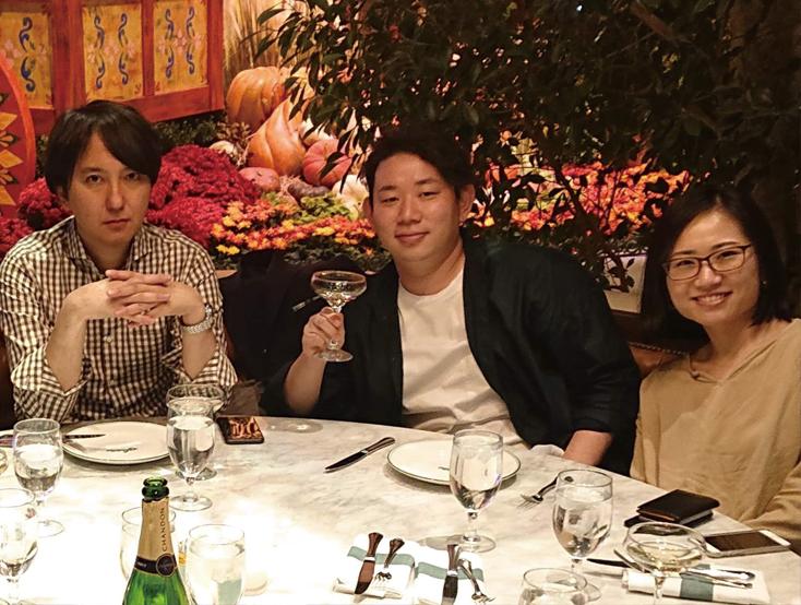 日本のトップパートナー5社のうちの1社として、「UiPath」のアワードに招待されたときの写真です。<br /> 3泊5日でラスベガスに行きました。