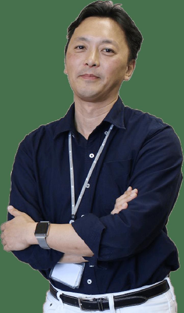 セールスマーケティング事業部 事業部長 泉 忠治