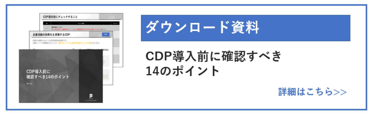 CDPチェックシート ダウンロード